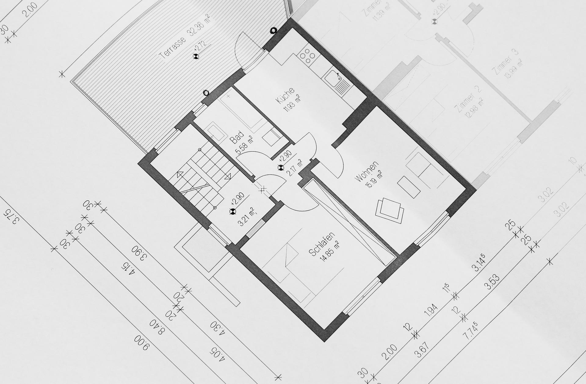 Grundriss – Immobilien Basics